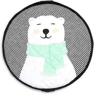 Play and Go Soft Oso Polar Saco de Almacenaje 120 cm