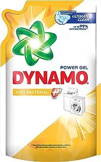 Dynamo Power Gel Laundry Detergent Refill, Anti-Bacterial, 1.44kg