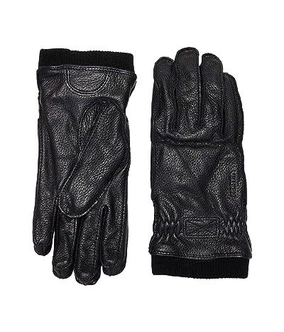 Hestra Malte (Black) Ski Gloves
