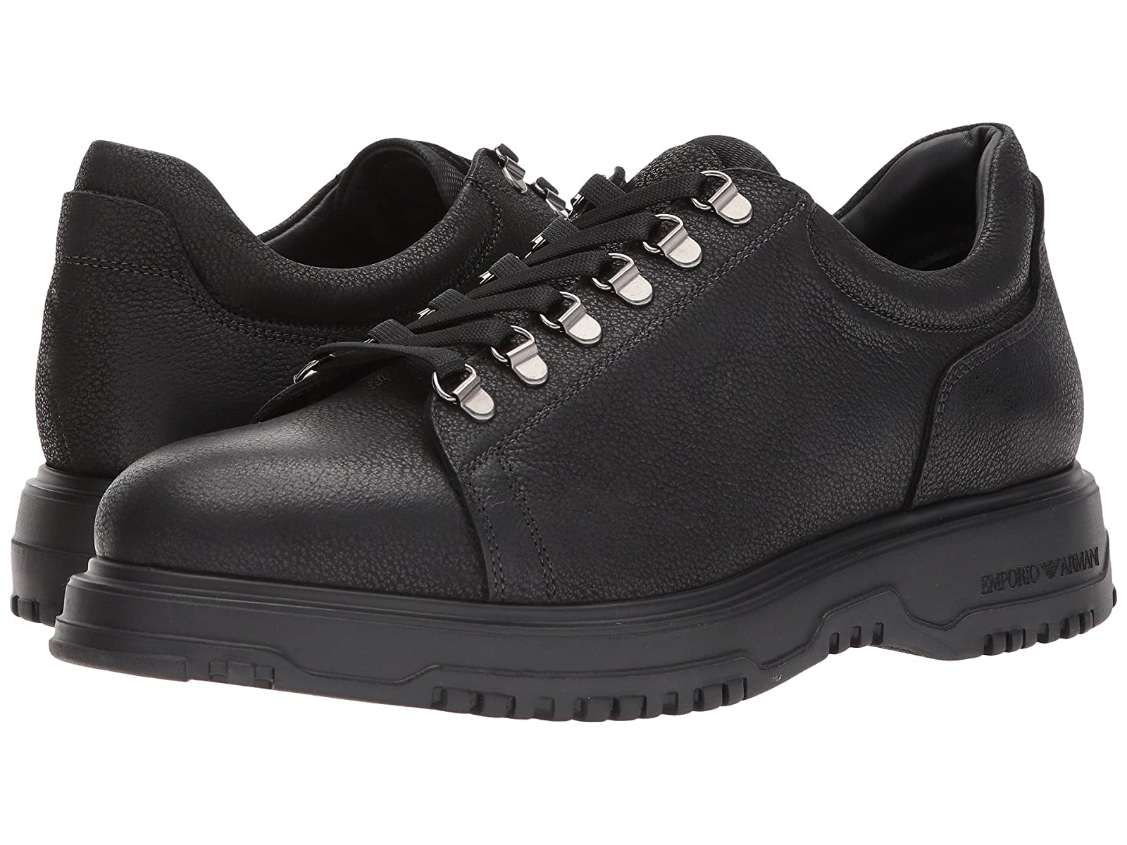 Emporio Armani Hiker OxfordCheap and distinctive eye-catching shoes