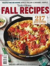 Taste of Home Magazine Special Fall Recipes 2019 +++