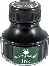 Monteverde USA Ink with ITF Technology, 90 ml Black Ash (G308BK)