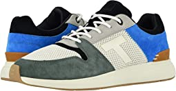 Admiral Blue/Pebble Grey Pig Nubuck/Mesh