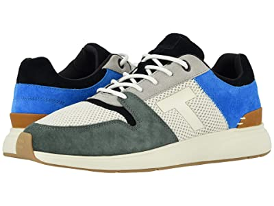 TOMS Arroyo (Admiral Blue/Pebble Grey Pig Nubuck/Mesh) Men