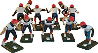 Electric Football 67 Big Men 11 in Navy Red Away Uniform