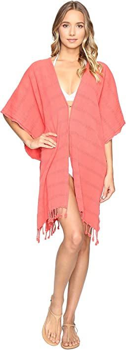 Hat Attack Beach Poncho Cover-Up
