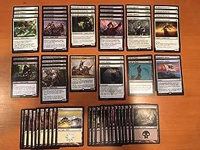 Black White Vampire Deck - Modern Legal - Custom Built - Magic The Gathering - MTG - 60 Card