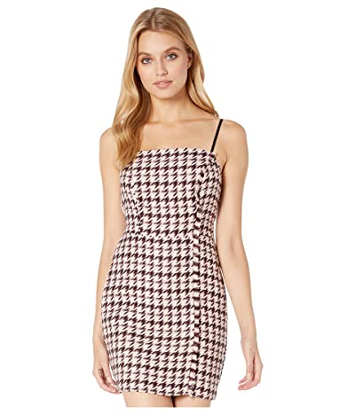 BCBGeneration Frayed Mini Woven Dress THO6226065 (Multi) Women