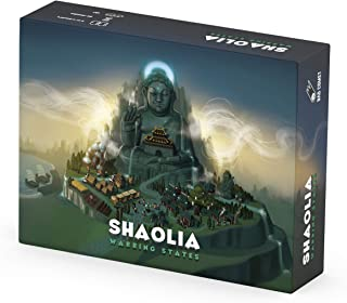 Shaolia:Warring States Board Game