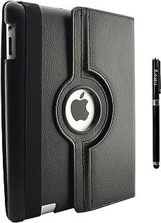 inShang Funda Case Compatible con iPad Case 2 iPad 3 iPad Funda 4, 360 Grados de rotacion, Smart Cover con Inteligente de ...