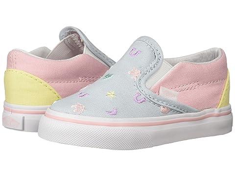 Vans Kids Classic Slip-On (Infant Toddler) at 6pm e094843e0