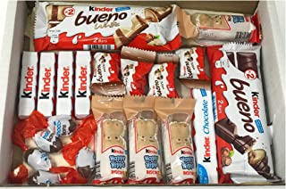 KINDER Mix Medium Chocolate Sweet Selection Gift Box Present Treat