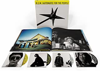 Automatic For The People [25th Anniversary Edition] R.E.M. Box set [CD + Blu-ray]