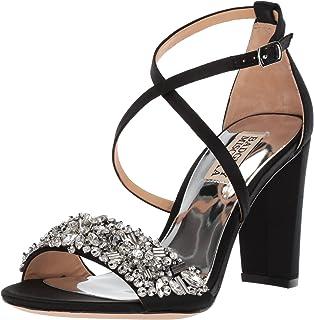 Badgley Mischka Women's Sandra Heeled Sandal