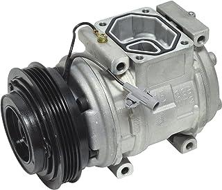 Montana//Oldsmobile Silhouette QR A//C Compressor MSC105C fits Buick Rendezvous Venture Warner//Pontiac Aztek Rendezvous CX Rendezvous CXL//Chevrolet Venture