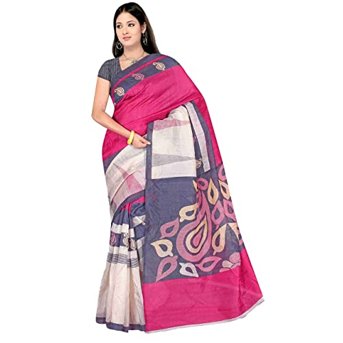 19979a1e01 Printed Cotton Sarees: Buy Printed Cotton Sarees Online at Best ...