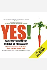 Yes! 50 Secrets from the Science of Persuasion Audible Audiobook