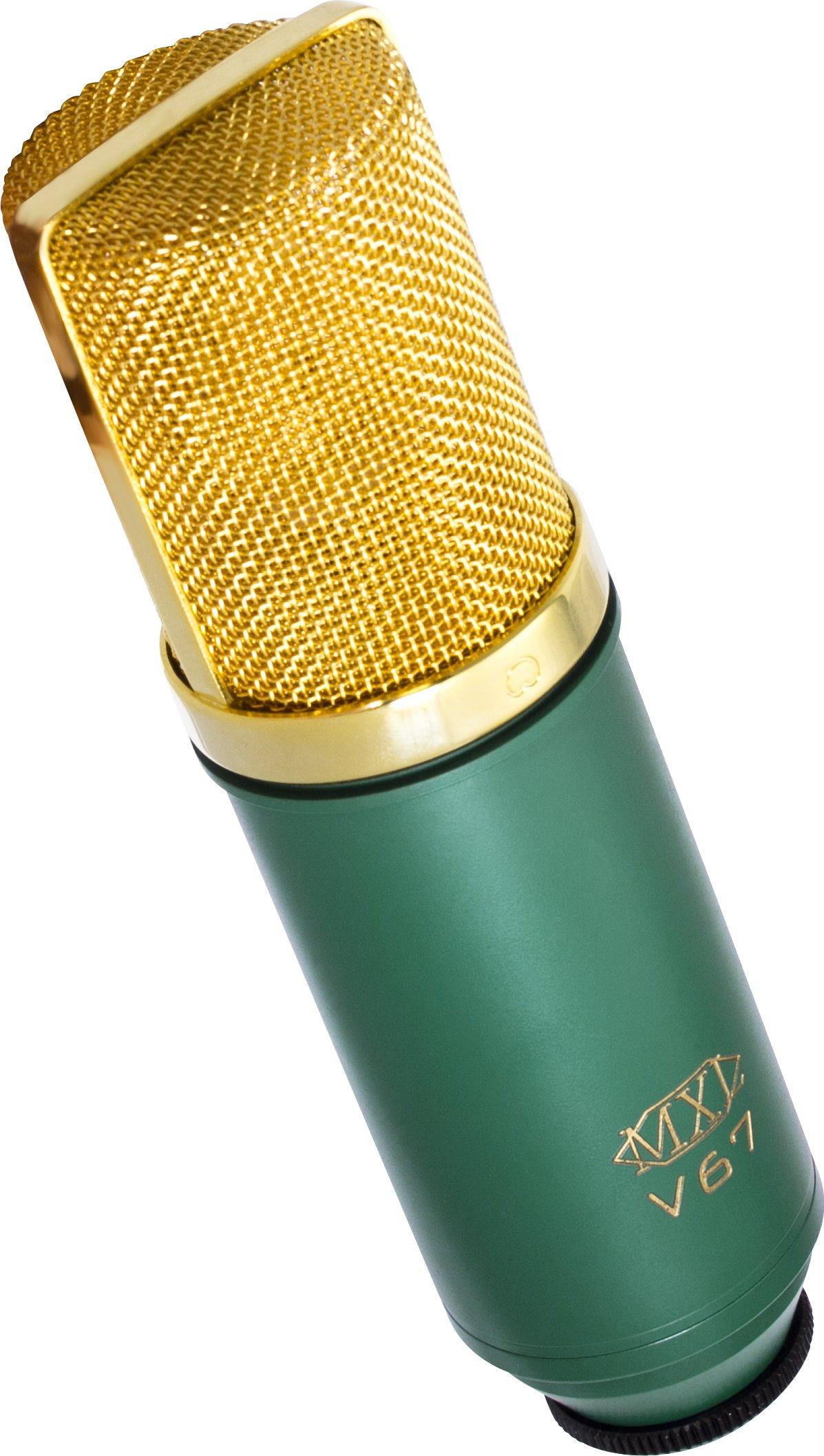 MXL Large Capsule Condenser Microphone