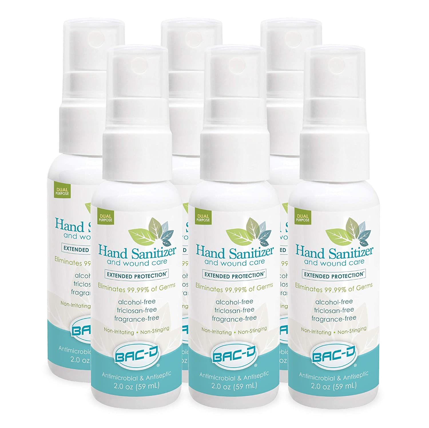 Hand Sanitizer Wound Care Outlet SALE - USA Made Fashionable Kills of 99.99% Germs