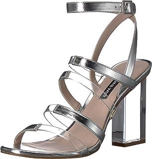 Women's Fazzani Synthetic Heeled Sandal
