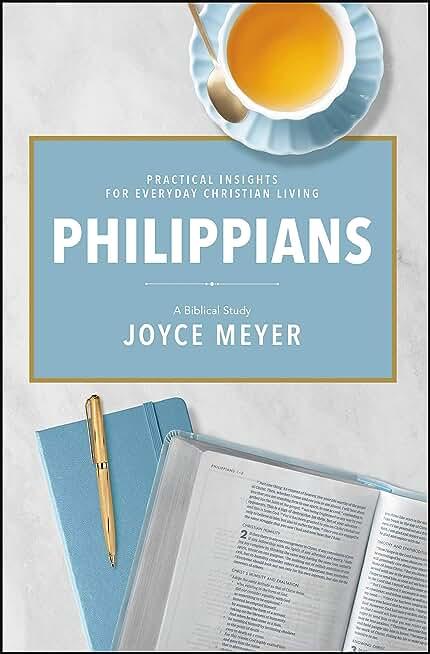 Philippians: A Biblical Study (English Edition)
