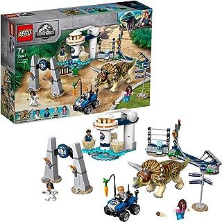 لعبة هيجان ديناصورات ترايسيراتوبس من ليغو