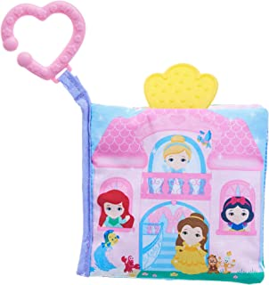 Disney Princess On the Go Activity Teether Storybook, 6.5""