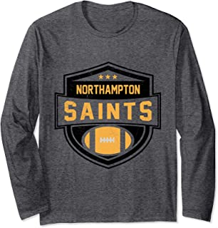 Rugby Sweatshirt Northampton Top Saints Long Sleeved Gift Long Sleeve T-Shirt