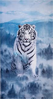 Best tiger minky fabric Reviews