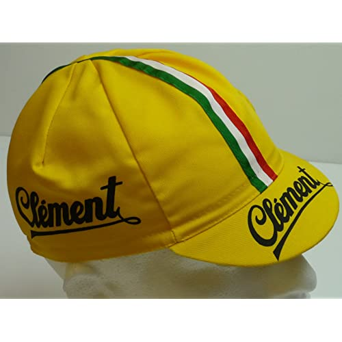 Clement Cotton Cycling Cap