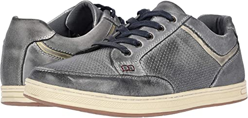 Grey Waxy Nubuck