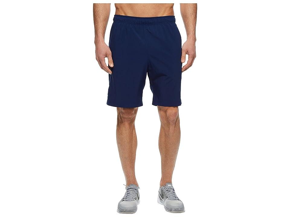 Nike Flex Woven Training Short (Blue Void/Blue Void/Black) Men