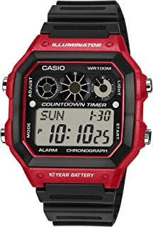 Casio Men's Digital Dial Watch