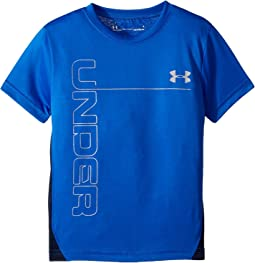 Mesh UA Tech Short Sleeve (Little Kids/Big Kids)