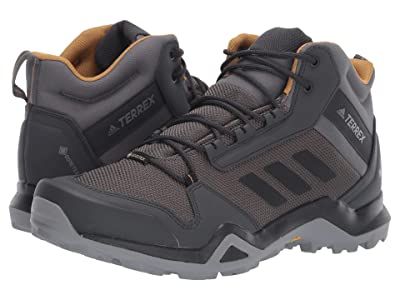 adidas Outdoor Terrex AX3 Mid GTX (Grey Five/Black/Mesa) Men