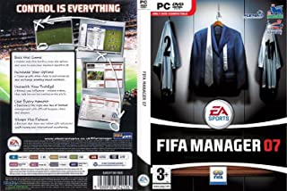 Fifa Manager 07 (PC DVD) EA Sports,