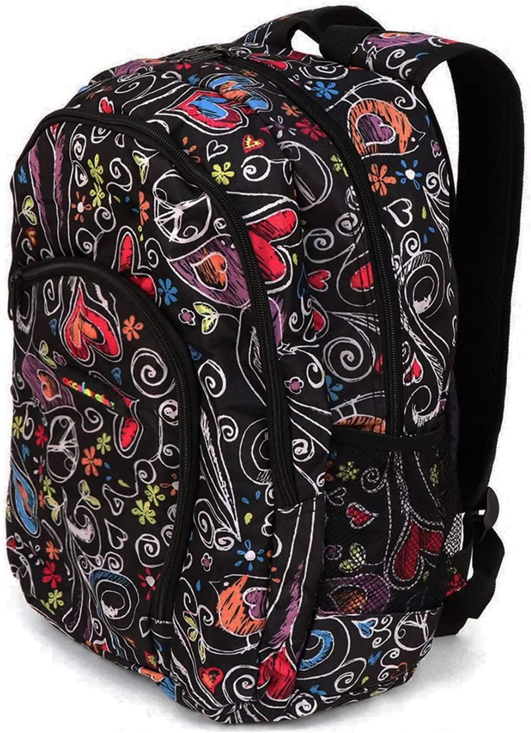 School Backpack 70% 25% OFF OFF Outlet for Kids Heavy Duty Bag with Padded Adjustable