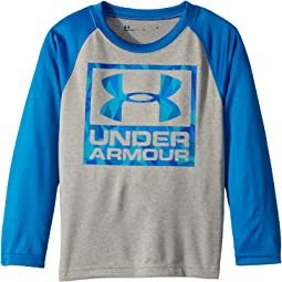 Under Armour Kids - Geo Cache Raglan (Little Kids/Big Kids)