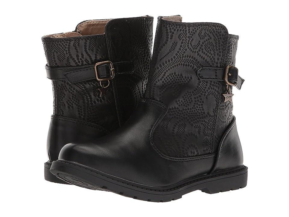 Naturino Express Patrizia (Toddler/Little Kid) (Black) Girls Shoes