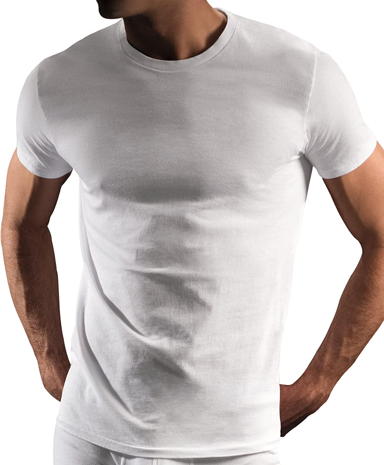DKNY Men's 3 Pack Neck Crew Limited High material price sale Shirt T