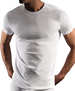 DKNY Men's 3 Pack Crew Neck T Shirt