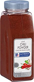McCormick Culinary Light Chili Powder, 18 oz