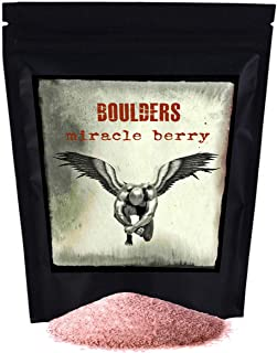 ORGANIC MIRACLE BERRY powder – No Carb sweetener - grown in New Zealand
