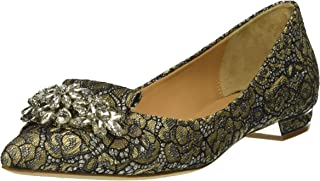 Badgley Mischka Women's Valeria Loafer Flat