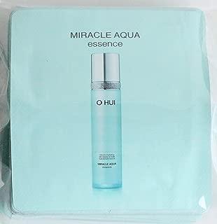30 X Ohui Miracle Aqua Essence 1ml, Super Saver Than Normal Size, 2016 New Version
