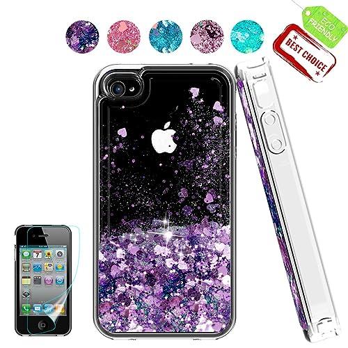 cover iphone 4 con brillantini