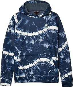 Dress Blue Tidal Dye