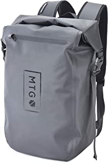 Silent Pocket Faraday Waterproof Backpack - Signal Jamming Faraday Bag Protects Against Identity Theft with Signal Blockin...