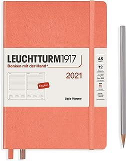 LEUCHTTURM1917 ロイヒトトゥルム 手帳 2021年 1月始まり A5 デイリー ベリーニ 362095