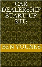 Car Dealership Start-Up Kit:
